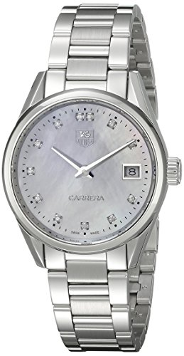 TAG HEUER CARRERA LADY QUARTZ WAR1314.BA0778