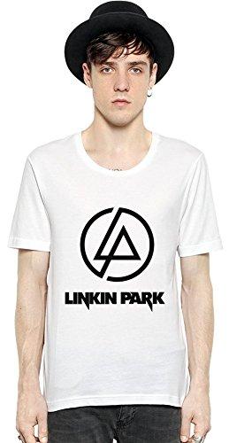 Linkin Park Logo Short Sleeve Mens T-shirt X-Large