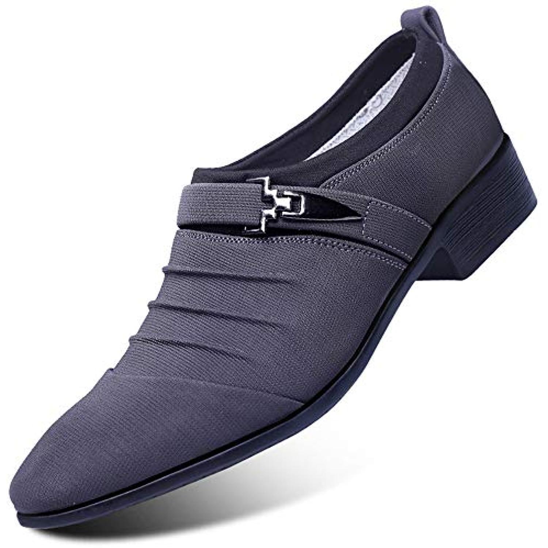 Jincosua Chaussures pour Hommes à Semelle Souple Semelle Souple (coloré antidérapante Respirante (coloré Souple : Gris, Taille... - B07JZ43224 - fa242d