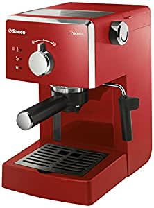 Saeco Poemia Red HD8423/22 Macchina Espresso Manuale