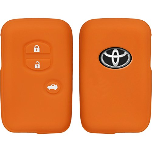 phonenatic-silikon-schlussel-hulle-fur-die-toyota-highlander-3-tasten-fernbedienung-in-orange-funksc