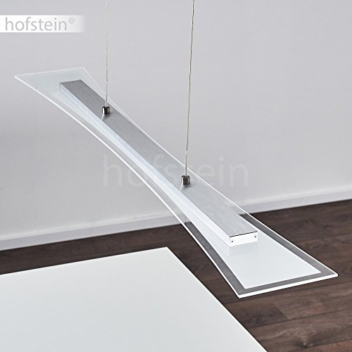 Dimmbare LED Hängeleuchte Hefei 4 x 4 Watt 1280Lumen 3000 Kelvin Lichtfarbe warmweiss - 6