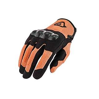 Acerbis Ramsey My Vented Gloves Orange XL (Gloves)/Glove Ramsey My Vented Orange XL (Gloves)