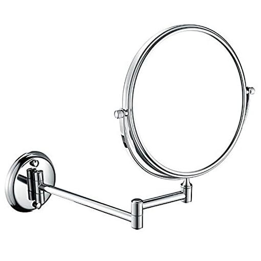 Specchio Ingranditore Da Bagno.Hqdeal 6 Pollici Allungabile Specchio Bagno Trucco Specchio
