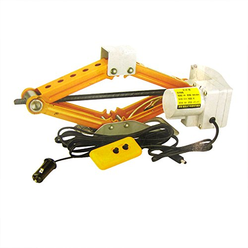 2 Ton Car Automotive Electric Electronic Scissor Jack With Remote Control