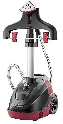 Rowenta Master Precision 360 – Stiratrice verticale a vapore, 1500 W, vapore 30 g/min, colpo di precisione, altezza regolabile, disinfetta ed elimina gli odori (Ricondizionato)