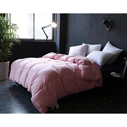 King Duvet Insert (YXNN Duvet Super King Size Cool Duvet Insert Klassische Quilt Hypoallergen 100% Baumwolle Shell% All Seasons (Size : 200 * 230cm))