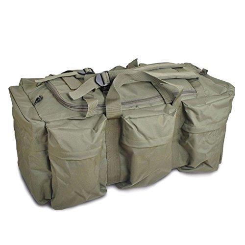 Zaino tattico all'aperto, impermeabile QMFIVE sacchetto di viaggio multifunzionale della borsa di grande capacità e della donna (SMMC) OD