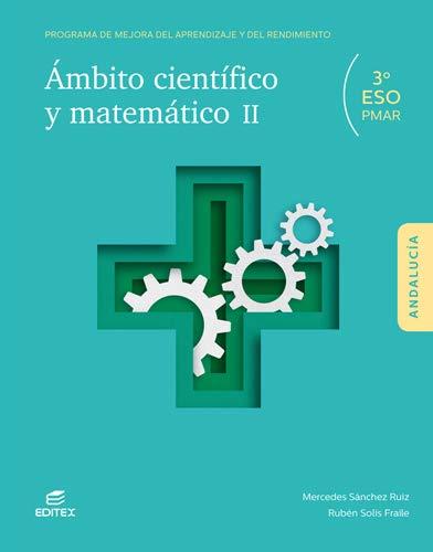 Pmar Ámbito científico y matemático II (Andalucía) (Secundaria)
