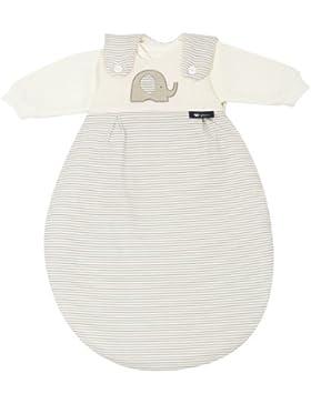 Alvi 445233236 Baby Mäxchen, 3 - teilig, Super Soft Elefant, beige