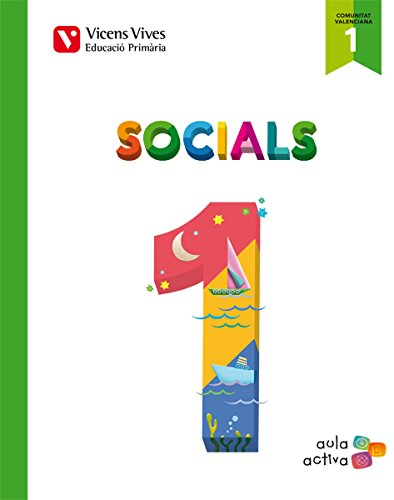 Socials 5 Valencia (aula Activa) - 9788468214894