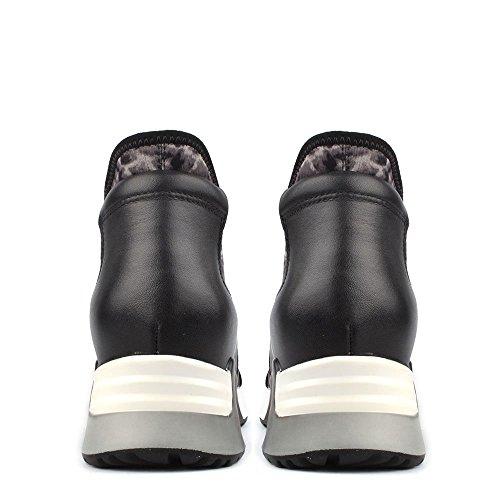 Ash Lazer Sneaker, Donna Nero