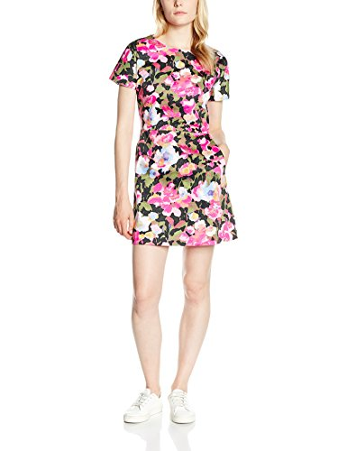 french-connection-adeline-dream-cttn-ss-rdnk-drs-vestido-para-mujer-multicolor-es-40-uk-12
