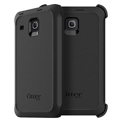 Preisvergleich Produktbild OtterBox Defender Series Schutzhülle für Samsung Galaxy Tab E (8.0) – Retail Verpackung – Schwarz