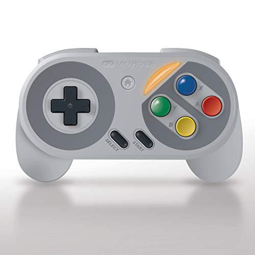 My Arcade - Super Gamepad Mando Inalámbrico Con Función Turbo Para S