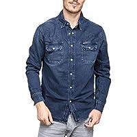 Calvin Klein Jeans J30J308324 Archive Western Camisa Hombre