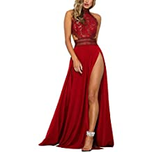 Kleid schlitz lang