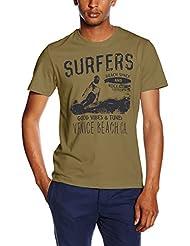 s.Oliver Kurzarm, T-Shirt Homme