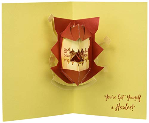 Harry Potter: Howler Pop-Up Card Stationery