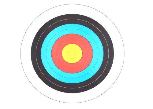 arco-10bersagli-60cm-carta-sport-frecce-compound-recurvearcon