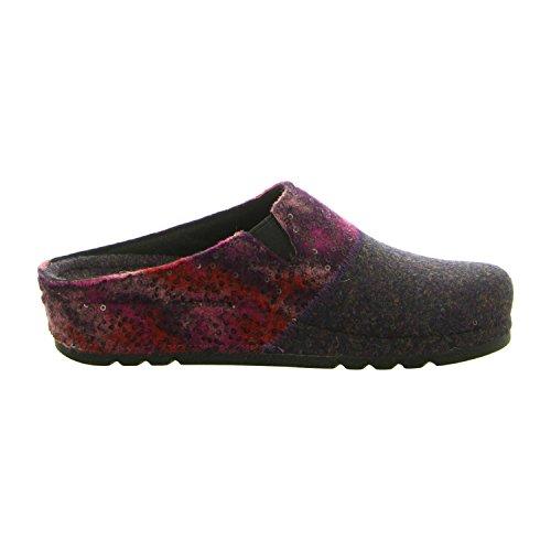 Rohde 6026-58, Pantofole donna 40 violett/violet/viole