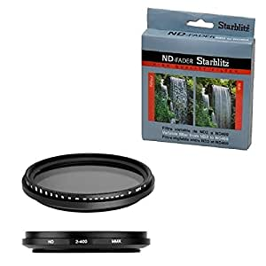 Starblitz 305824 Filtre ND Fader 58 mm