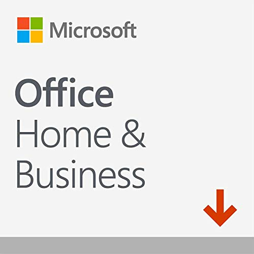Microsoft Office 2019 Home & Business multilingual | 1 Mac | Dauerlizenz | Download | Blitzversand per E-Mail (Ms Word Für Mac)