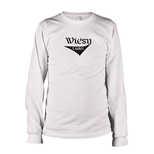 TEXLAB - Wiesn Luder - Langarm T-Shirt Weiß