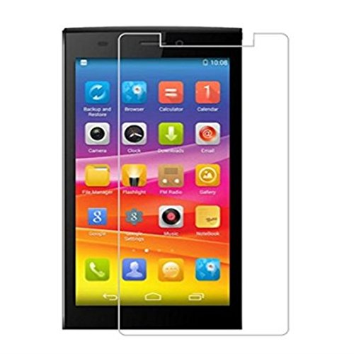 SNOOGG Micromax Canvas Nitro 2 E311Full Body Tempered Glass Screen Protector [ Full Body Edge to Edge ] [ Anti Scratch ] [ 2.5D Round Edge] [HD View] - White  available at amazon for Rs.99