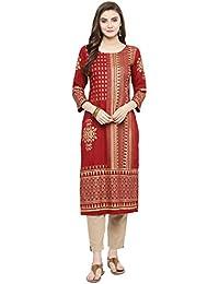 bcd6f1655a Varanga Women s Kurtas   Kurtis Online  Buy Varanga Women s Kurtas ...