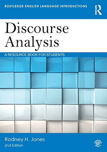 Discourse Analysis (Routledge English Language Introductions)