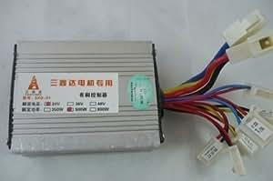 HMParts E - Scooter Appareil de commande / Contrôleur 24 V 500 W