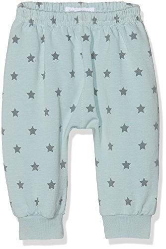 Bellybutton Kids Newborn-Unisex Jogginghose, Blau (Gray Mist 1450), 56