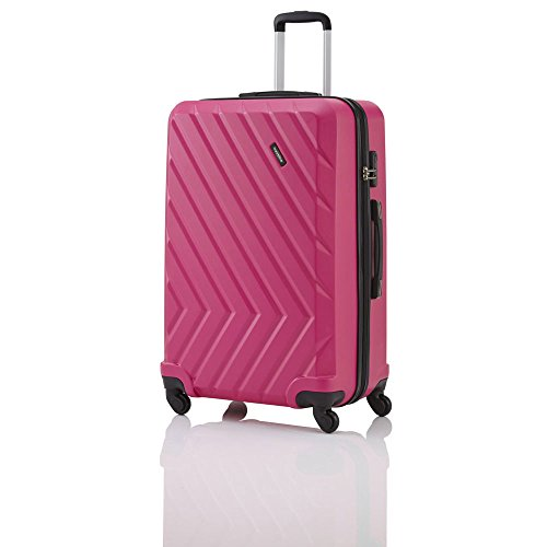 Travelite Quick 4-Rollen Trolley 74 cm