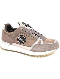 Colmar Travis Supreme 110 - - Sneaker Donna - Grigio Caldo - A I 2018 ef862f63092