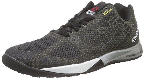 Reebok Crossfit Nano 5.0, Chaussures de Course Femme, Purple et Collegiate Navy Noir - Black (Coal/Black/White/Tin Grey/Motor Red/Shark)