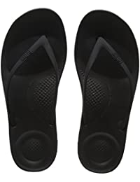 Fitflop Women's iQushion Ergonomic Flip-Flops Open Toe Sandals