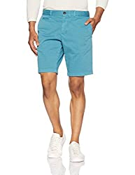 Tommy Hilfiger Mens Cotton Shorts (8907504407095_P7AMN126_P7AMN126_Large
