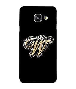 Fuson Designer Back Case Cover for Samsung Galaxy A5 (6) 2016 :: Samsung Galaxy A5 2016 Duos :: Samsung Galaxy A5 2016 A510F A510M A510Fd A5100 A510Y :: Samsung Galaxy A5 A510 2016 Edition (Dancing Disco Dancer Alphabet Dazzling)