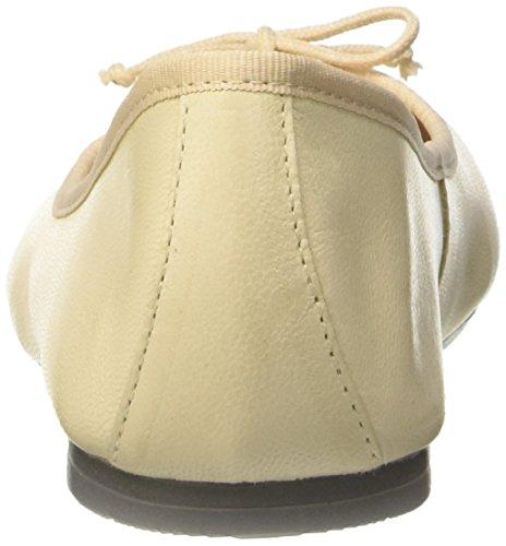BATA 5248144, Ballerines Femme Bianco