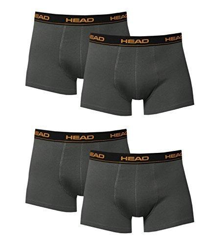 head-hommes-boxer-short-boxer-calecon-pack-de-4-bleu-noir-coton-dark-shadow-s