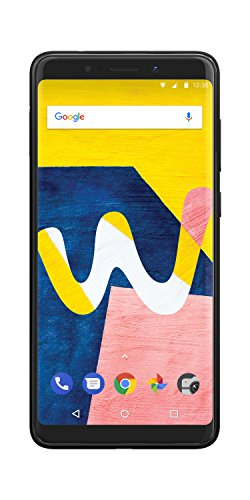 "Wiko View Lite 13,8 cm (5.45"") 2 GB 16 GB SIM Doble 4G Antracita 3000 mAh - Smartphone (13,8 cm (5.45""), 2 GB, 16 GB, 13 MP, Android 8.1, Antracita)"