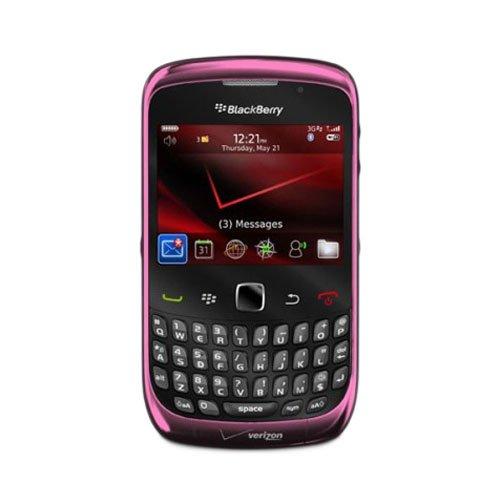 Verizon Blackberry Curve 9330 Replica Dummy Phone / Toy Phone (Pink)