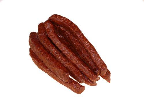 Schwarzwald Metzgerei - Landjäger mager mit einmaligem Geschmack, hängen zusammen mit dem Schwarzwälder Schinken im Rauch - 5 Paar (min. 375g)