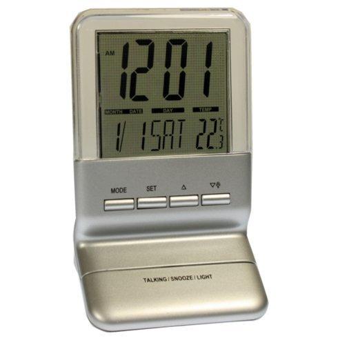 10122   Despertador Alarma Musical Rs2482-9021