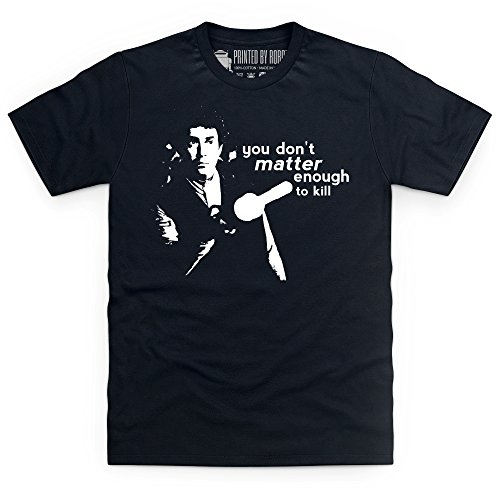 Official Blake's 7 T-Shirt - Blake, Herren Schwarz