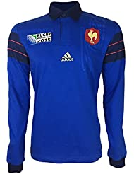 adidas Replica Rwc 2015 Polo manches longues Homme