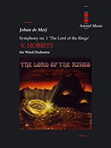 The Lord of the Rings (V) - Hobbits - Concert Band/Harmonie - Conducteur