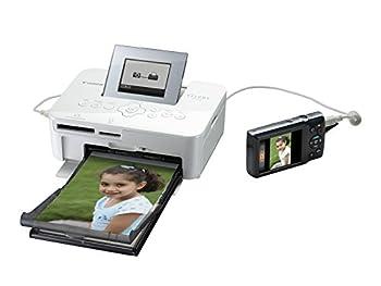 Canon Selphy Cp1000 Photo Printer, White 4