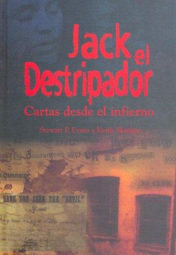 JACK EL DESTRIPADOR: Cartas desde el infierno (Narrativa Terror)